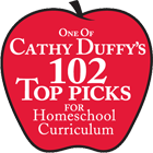 Cathy Duffy 102 Top Homeschool Curriculum Picks