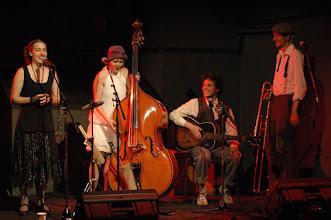 Photo: Swing Tarturo fredag 1 juli 2011 Stora Teatern, Göteborg