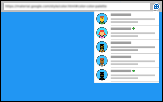 VK dialogs - Chrome Web Store