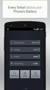 Battery Pro APK for Ubuntu