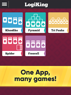 Solitaire Collection: Free Card Game Hub- screenshot thumbnail