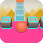 Scroll The Ball : Sky ball
