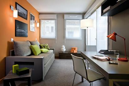 Adagio Vieux Port Serviced Apartment, Marseille