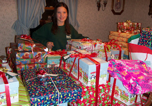 Photo: Gifts for the kare kidz 2012 - December 18th 2012.