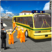 Prisoner Transport Bus Simulator 3D