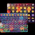 Luminous Emoji Keyboard Theme icon