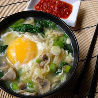 Quick Ramen Bowl Recipe