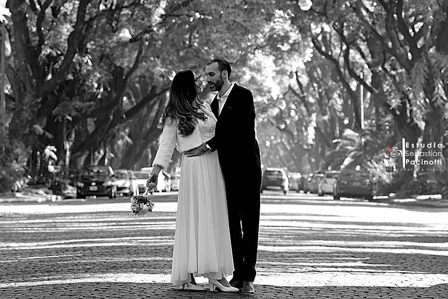 Fotógrafo de bodas Sebastian Pacinotti (pacinotti). Foto del 13.06.2017