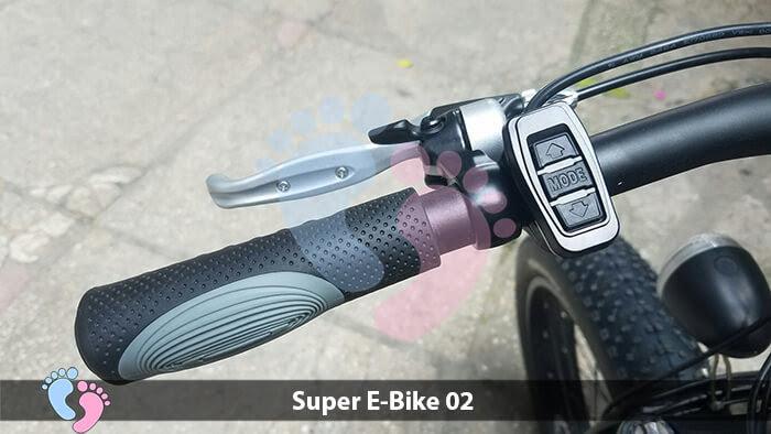 Xe đạp điện địa hình Super E-Bike 02 5