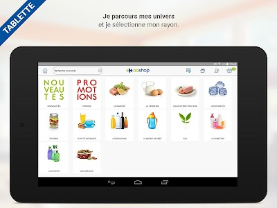 Carrefour Ooshop - courses screenshot 5