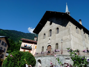 Photo: l'église saint Maxime