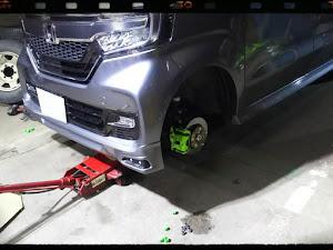 Nボックスカスタム JF4 G・L たーぼ ほんだ せんしんぐ_4WDのカスタム事例画像 azum!xさんの2018年12月15日02:40の投稿