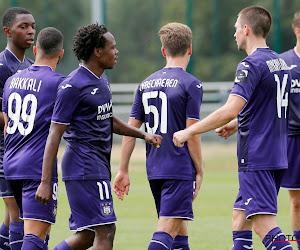 Nouvelles rassurantes pour un élément offensif du Sporting d'Anderlecht