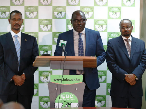 How recruitment of new IEBC commissioners will take place
