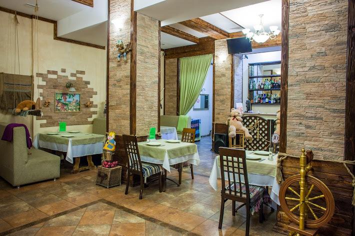 Фото №2 зала Кафе «Веранда»