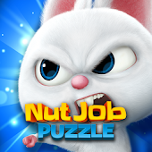 Nut job : Puzzle king