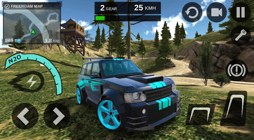 Speed Legends - Open World Racing  screenshots 4