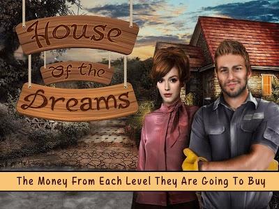 Dream House Hidden Object Game screenshot 0