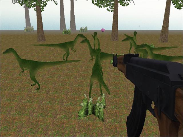 android Dino craft free Screenshot 1
