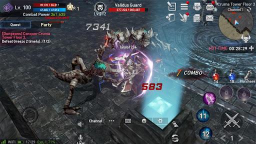 Lineage2 Revolution apkdebit screenshots 6