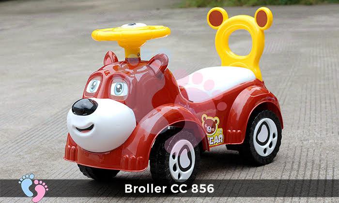 Xe chòi chân cho bé Broller CC-856 5