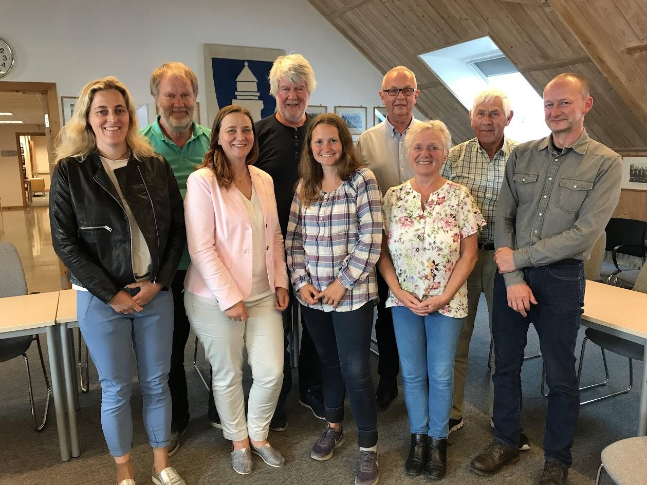 Teknisk utvalg i Lindesnes kommune 2015 - 2019
