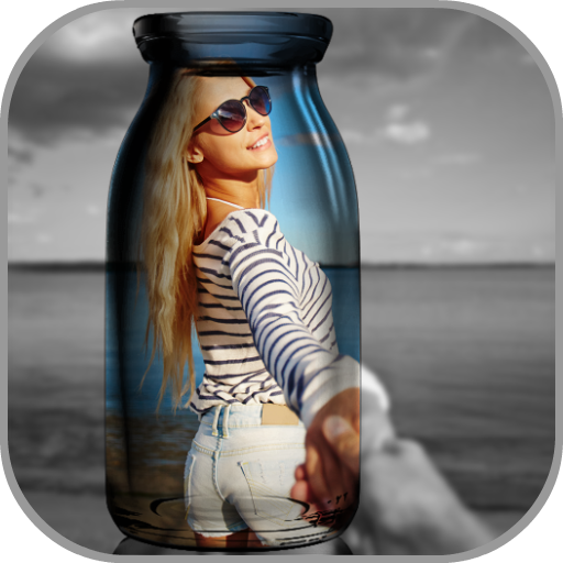 Color PIP - Camera Magic Effects Photo Editor App Icon