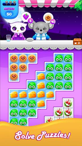 Candy Sweet Fruits Blast  - Match 3 Game 2020  screenshots 18