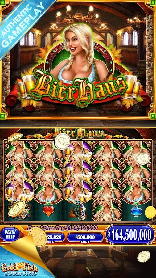 play goldfish slot machine free