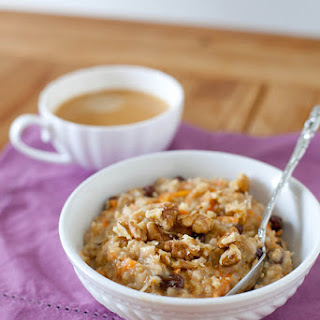 Carrot Cake With Oatmeal Recipes