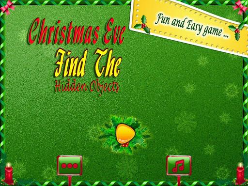 Christmas Eve Hidden Objects