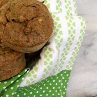 Low Carb Sugar Free Zucchini Muffins