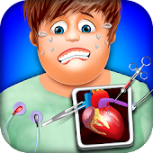 Fat Man Heart Surgery Doctor
