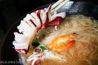 鹹水煙海鮮粥 (崇德店)