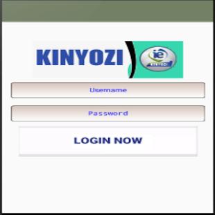 Info Kinyozi - náhled