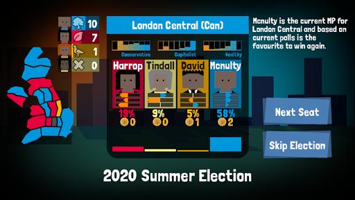 Code Triche Big Politics Inc. UK Edition APK MOD screenshots 1