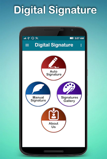 Digital Signature : E-Signature 7.9 app download 1