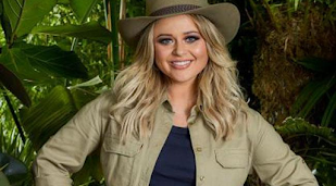 Emily Atack vows to stop editing online snaps