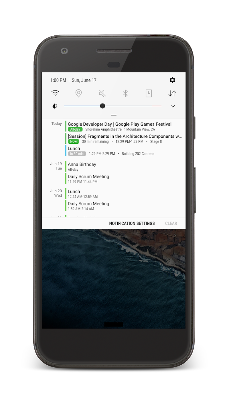 Your Calendar Widget Screenshot 6