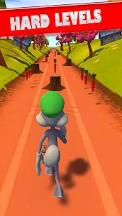 Bunny Run Adventure – Bunny Rabbit Running Games 4