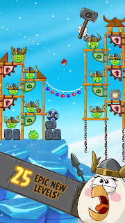 Angry Birds Seasons screenshot 01