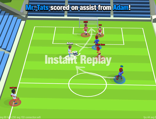 Soccer Battle screenshots 7