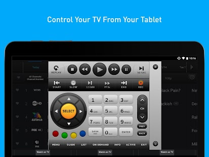 DIRECTV for Tablets- screenshot thumbnail