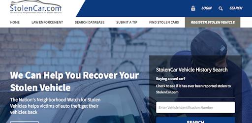 StolenCar - Apps on Google Play