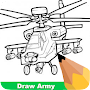 How To Draw Army APK icon