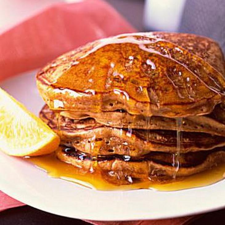 Dairy-Free/Gluten-Free Buckwheat Pancakes Recipe