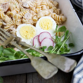 Tuna Pasta Salad Cream Recipes