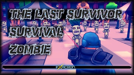 The Last Survivor: Survival Zombie Games Free Screenshot