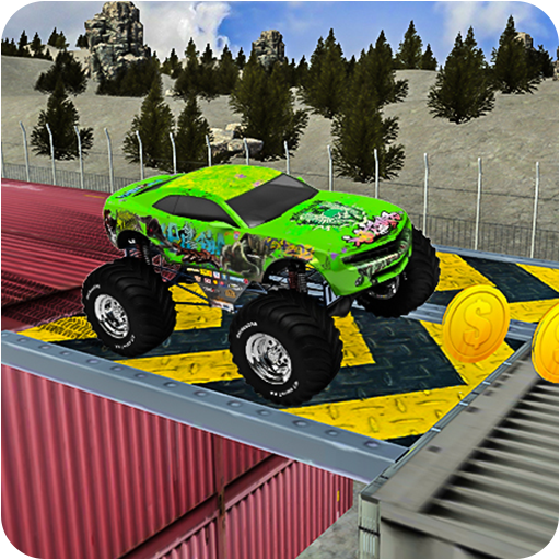 Extreme Monster Truck: Stunt Truck Game file APK Free for PC, smart TV Download