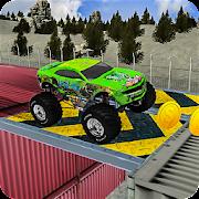 Extreme Monster Truck: Stunt Truck Game